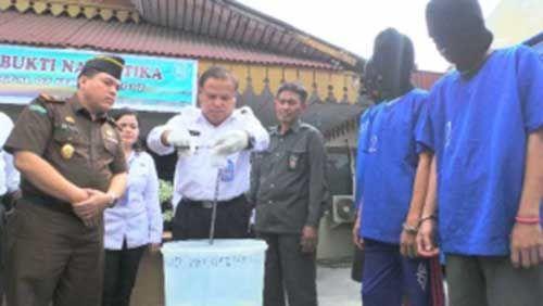 Oknum Aparat Jadi DPO BNN Riau karena Diduga Pasok Narkoba untuk Jaringan Kandis