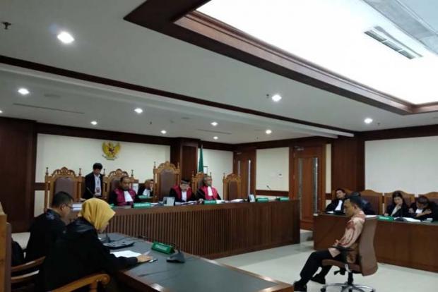 Kasus Korupsi Proyek IPDN Rokan Hilir dan Agam, Mantan GM PT Hutama Karya Didakwa Rugikan Negara Rp56,9 Miliar