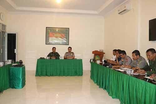 84 Personel Polres Inhil Siap Amankan Laga Persih FC Vs PSPS