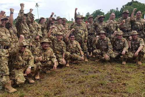 Gubernur Riau Andi Rachman Termasuk yang Tidak Hadir, Mengapa Hanya 23 Gubernur yang Ikut Latihan Perang di Natuna?