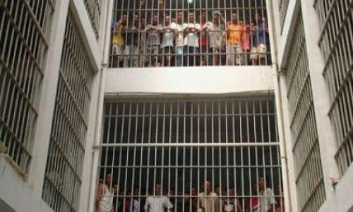 Teriakan Tahanan Minta Air Terdengar dari Dalam Rutan Sialangbungkuk Pekanbaru