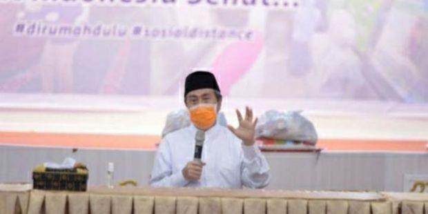 Gubernur Syamsuar Minta Warga Riau Salat Id di Rumah Saja