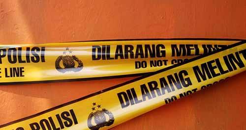 Polisi Tembak Buron Perampokan Rp 212 Juta di Desa Mumpa Inhil