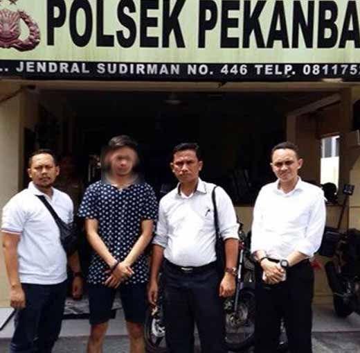 Sempat Kabur ke Aceh, Penembak Mahasiswa Pekanbaru di MP Club Ditangkap di Apartemen Bandung