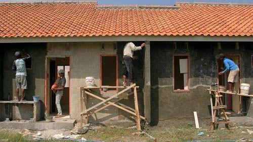 Harga Rumah untuk Para Buruh di Riau Dipatok Rp128 Juta