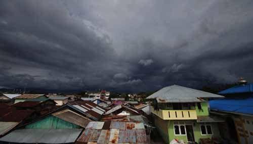 Peringatan BMKG: Ada Peningkatan Potensi Hujan Beberapa Hari ke Depan di Sebagian Wilayah Riau