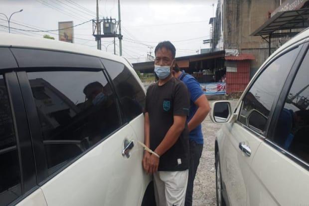 Diburu hingga ke Bengkalis, Polisi Bekuk Satu Lagi Perampok Guru MAN 1 Padangpanjang