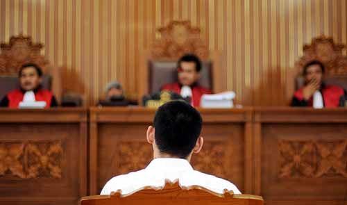 Kasus Rekening Gendut Mantan Bendahara Pengeluaran Dinas CKTR Kampar Mulai Disidangkan