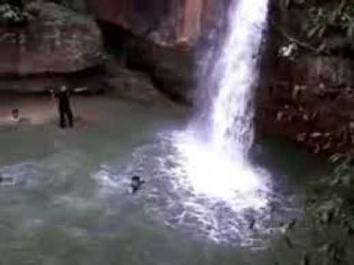 Segarnya Obyek Wisata Baru Sungai Osang di Kabupaten Kampar