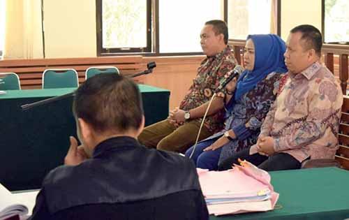 Jadi Saksi Perkara Korupsi, Bupati Kepulauan Meranti Irwan Nasir Pakai Jurus Tidak Tahu