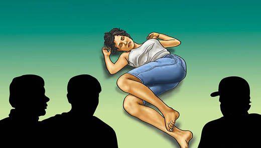 Dua dari 7 Kawanan yang Berkali-kali Perkosa Gadis ABG di Pondokan Terminal Barang Dumai Dibekuk, Statusnya Pelajar