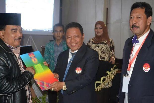 Lewat Rakor, KONI se-Riau Bangun Sinergitas