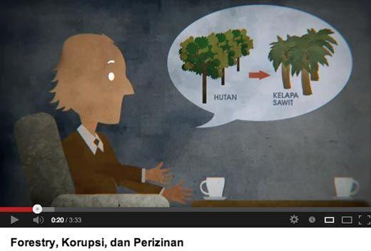 Pengamat Sebut Izin Perusahaan Terkait Korupsi Kehutanan di Riau Cacat Hukum