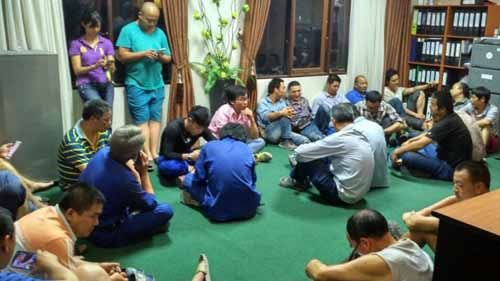 Kata Pejabat Kanwil Kemenkumham Riau, Pekerja Ilegal Asal China Bukan Dilepas, tapi Diinapkan di Barak PLTU Tenayan Pekanbaru