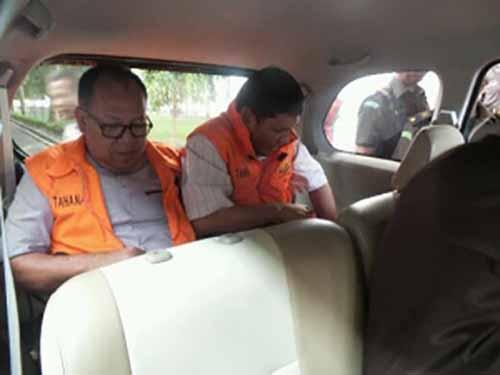 Mantan Kepala Bappeda Rohil Wan Amir Firdaus Ditahan atas Dugaan Korupsi Pembangunan Jembatan Pedamaran II dan Pencucian Uang
