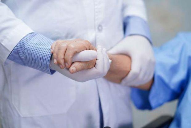 Pasien M, Warga Sungairawa Inhil Dinyatakan Sembuh Covid-19