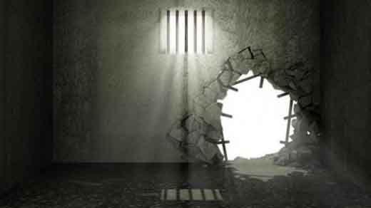 Empat Tahanan yang Kabur dari Sel Mapolsek Kampar Kiri Hilir Masih Diburu, Ini Identitasnya