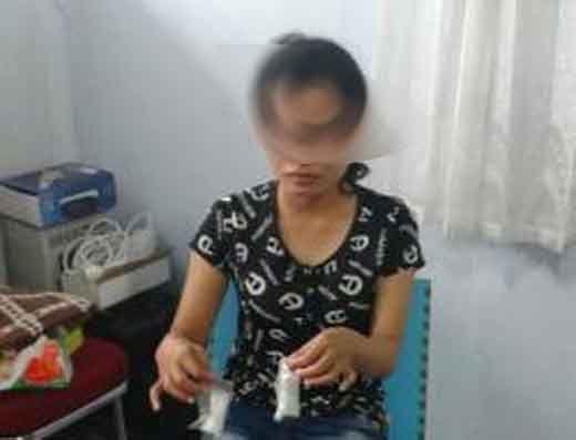 Patuh Berbuah Petaka! Seorang Istri Nekat Selundupkan Sabu di Botol Sabun Cair untuk Suaminya di Lapas Pekanbaru