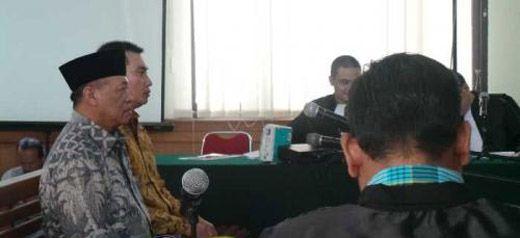 Mantan Kepala Bappeda Riau M Yafiz Jadi Saksi di Sidang Dugaan Suap APBD Riau, Mengaku Beberapa Kali Ikut Rapat di Rumah Annas Maamun