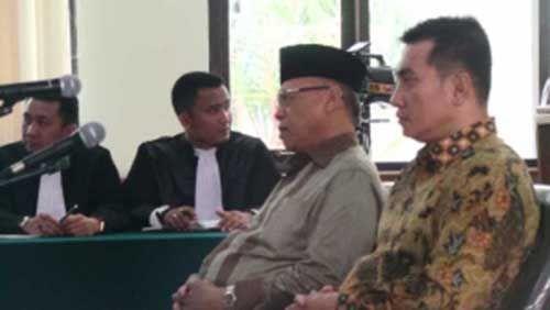 Sidang Vonis Kasus Dugaan Suap APBD Riau: Bupati Rohul Nonaktif Suparman Divonis Bebas, Mantan Ketua DPRD Riau Johar Firdaus Diganjar 5,6 Tahun Penjara