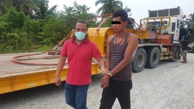 Diduga Minta Hubungan Badan tapi Ditolak, Sopir di Pariaman Diringkus di Riau karena Sebar Video Bugil Mantan Pacar