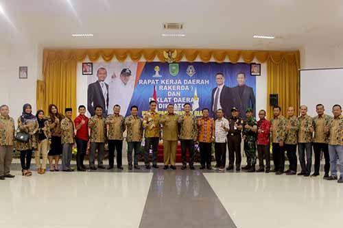 Pilih Rengat Jadi Tempat Pelaksanaan, Inilah Kali Pertama Hipmi Riau Gelar Rakerda dan Diklatda di Luar Kota Pekanbaru