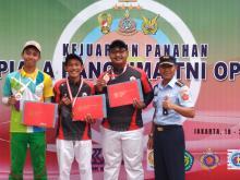atlet-panahan-siak-boyong-3-medali-dari-panglima-tni-open-2019