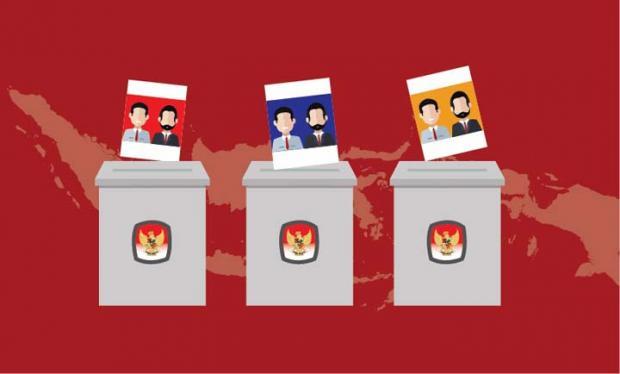 KPU Resmi Tetapkan 33 Paslon Peserta Pilkada 9 Kabupaten/Kota di Riau