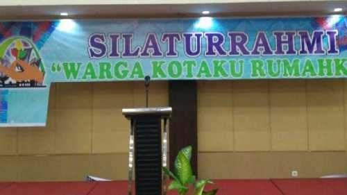 Acara Silaturahmi Dibubarkan Panwas saat Calon Wali Kota Pekanbaru Dr Firdaus Berpidato