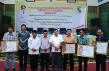 dinilai-berkontribusi-pt-inti-indosawit-subur-raih-piagam-penghargaan-csr