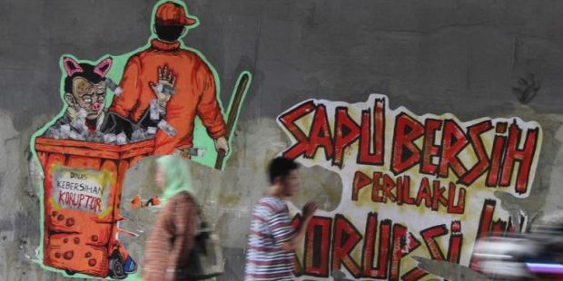 """Korupsi Kian """"Menggila"""" tapi Kasusnya Banyak Mangkrak, KPK Disarankan Segera Buka Kantor Perwakilan Salah Satunya di Riau"""
