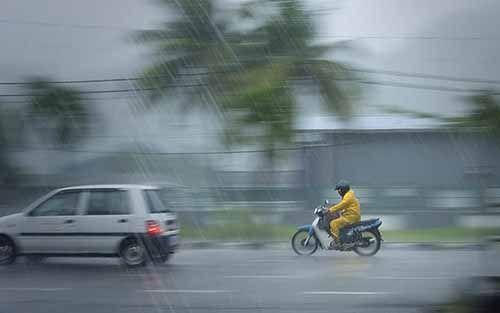 Hujan Akan Mengguyur Beberapa Wilayah Riau Sepanjang Akhir Pekan Ini