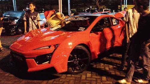 Usai Solo, Kontes Mobil Black Auto Battle Siap Sapa Pekanbaru