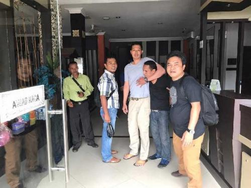 Warga Asing Asal Peru yang Kabur dari Sel Pengadilan Negeri Denpasar Dibekuk di Pekanbaru