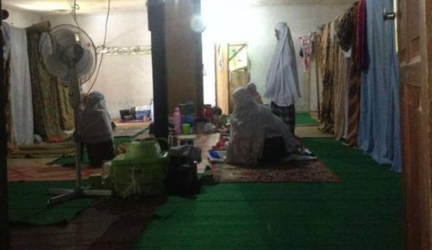 Jemaah Naqsabandiyah dari Riau dan Jambi Berdatangan ke Padang Gelar Ritual Basuluak Sambut Ramadan, karena Besok Sudah Berpuasa