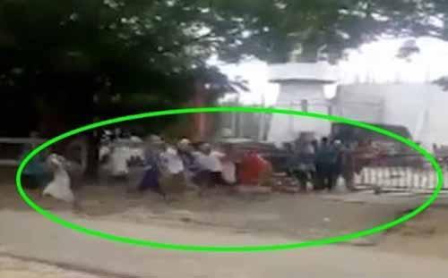 Terkuak! Tahanan Rutan Sialangbungkuk Pekanbaru yang Kabur Ternyata Bukan 448 Orang tapi 473