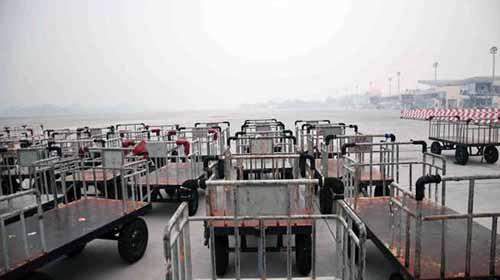 Penerbangan di Bandara SSK II Pekanbaru Terhambat 2 Jam karena Banjir
