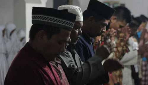 Malam Ini Jemaah Naqsabandiyah Takbiran, untuk Jemaah di Riau dan Sekitarnya Dipusatkan di Pondok Pesantren Darush Shofa Kandis