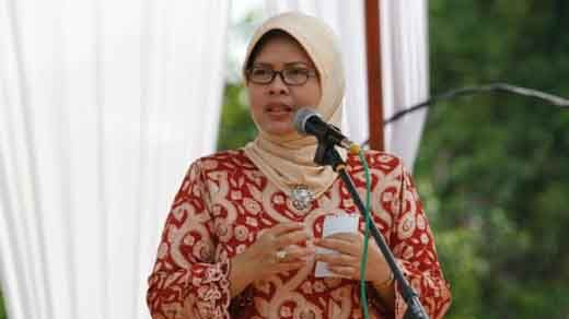Torehkan Sejarah Baru! Septina Primawati Rusli Zainal Dilantik dan Jadi Perempuan Pertama Jabat Ketua DPRD Provinsi Riau