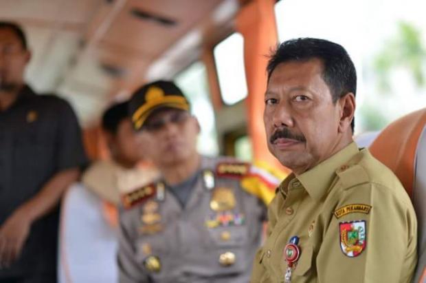 Kepala BPBD Riau Klaim Kabut Asap yang Selimuti Beberapa Daerah bukan karena Karhutla