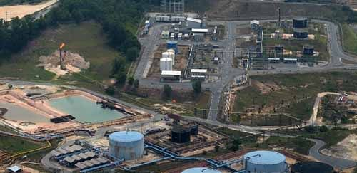 Chevron Berpeluang Lanjutkan Pengelolaan Ladang Migas Blok Rokan