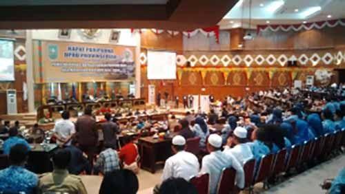 Sudah 2,5 Jam Berlalu, Pemungutan Suara Ulang Pemilihan Wakil Gubernur Riau Belum Juga Dimulai