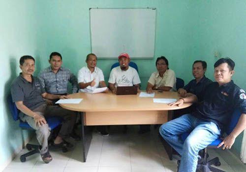 Presidium dan Tim Verifikasi Anggota AMSI Riau Terbentuk, Ini Personalianya