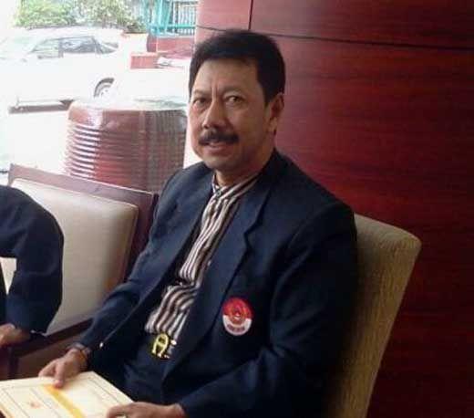 Edward Sanger Ditunjuk sebagai Plt Wali Kota Pekanbaru