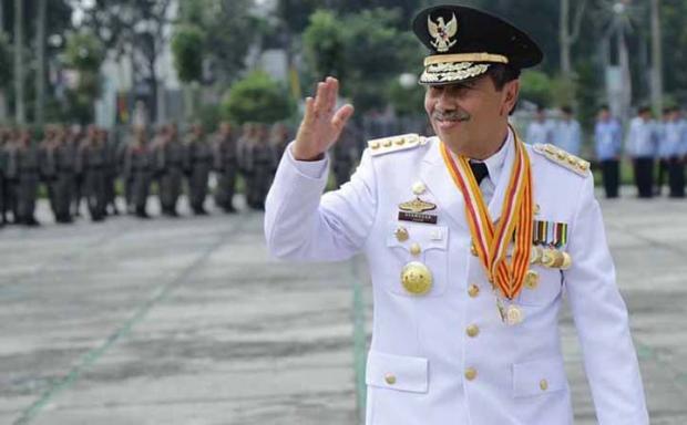 Tidak Semua Bupati di Riau Patuh kepada Gubernur Syamsuar, Ada yang Tak Menggubris Seruan Pencabutan Izin Lingkungan