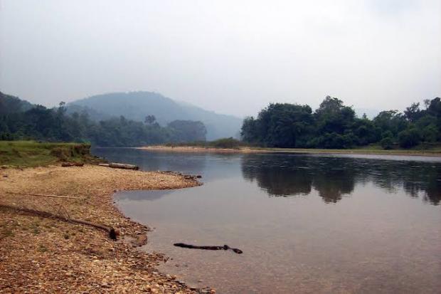 Danau Napangga di Rokan Hilir, Destinasi Wisata yang Konon Pernah Tempat Peristirahatan Raja dan Keluarganya