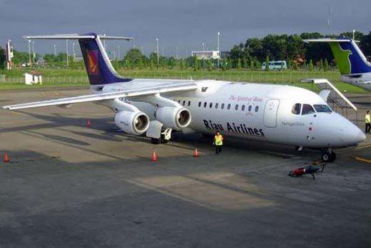 Selalu Gerogoti APBD, DPRD Desak Riau Airlines Segera Dipailitkan