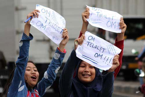 "Kapolres Kampar: Hindari Fenomena ""Om Telolet Om"" karena…"