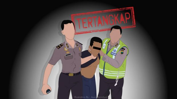Miliki Narkoba, 1 ASN Pemkab Indragiri Hulu Diringkus Polisi