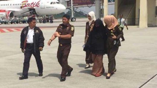 Setahun Buron, Notaris Ternama Pekanbaru Ditangkap di Bandara Soekarno-Hatta Jakarta
